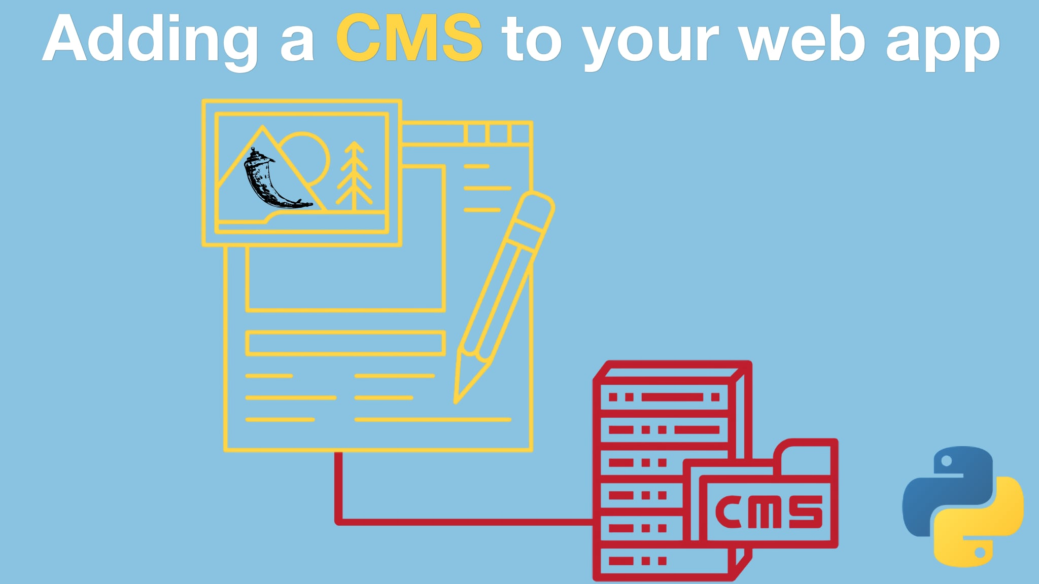 Course: Adding a CMS to Your Flask Web App