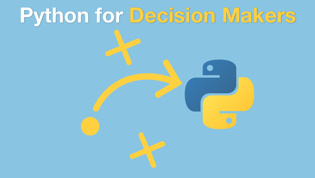 Course: Python for decision makers and business leaders