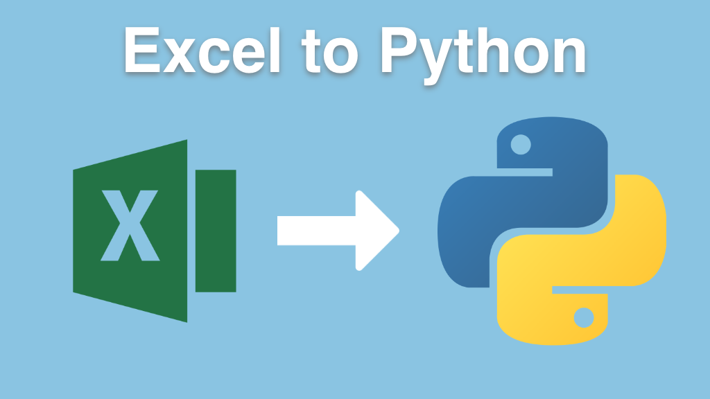 Course: Excel to Python