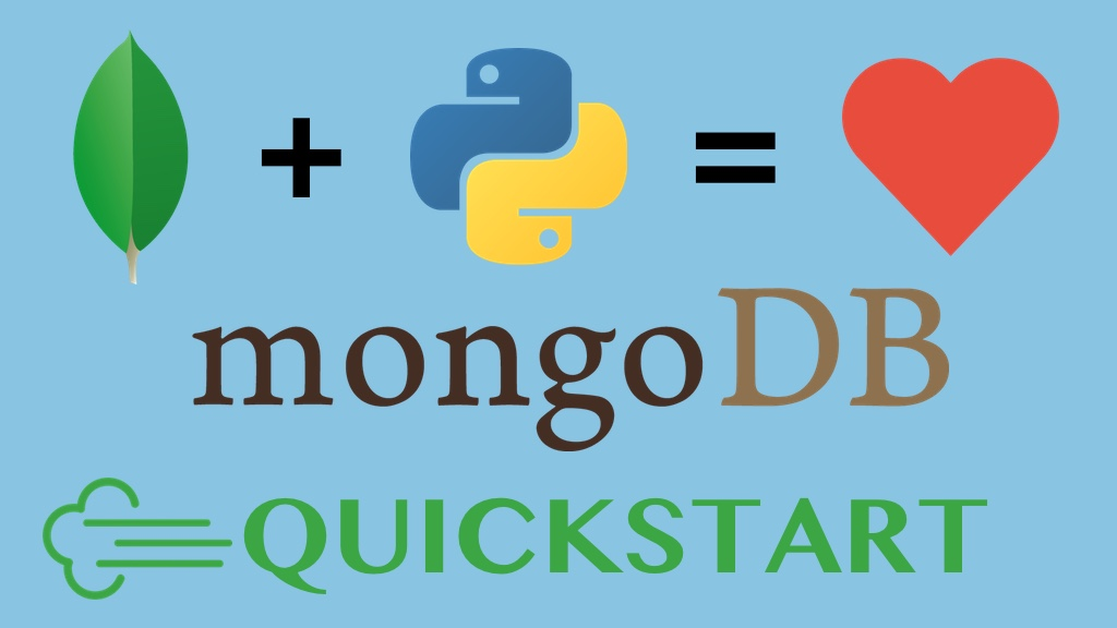 Course: MongoDB Quickstart with Python