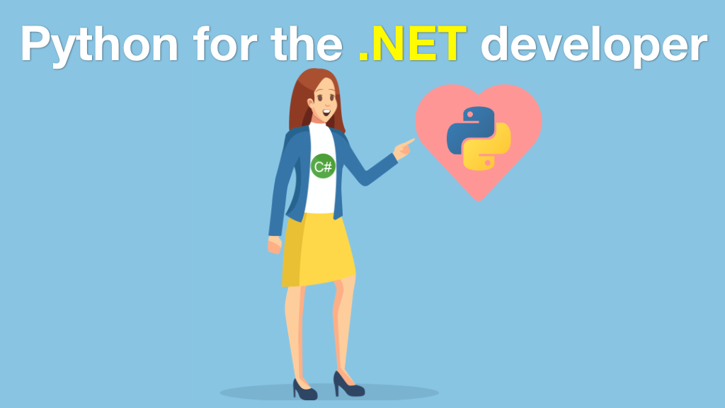 Course: Python for the .NET developer