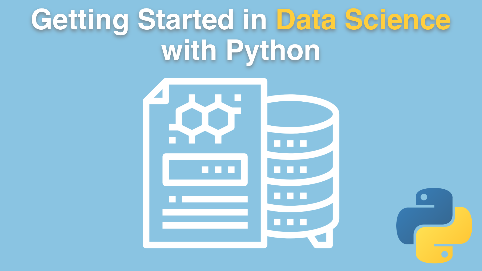 Course: Getting Started in Data Science